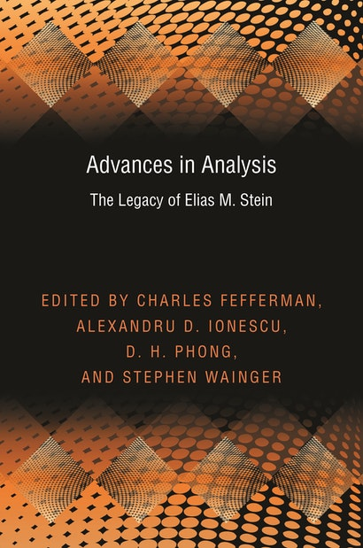 Advances in Analysis