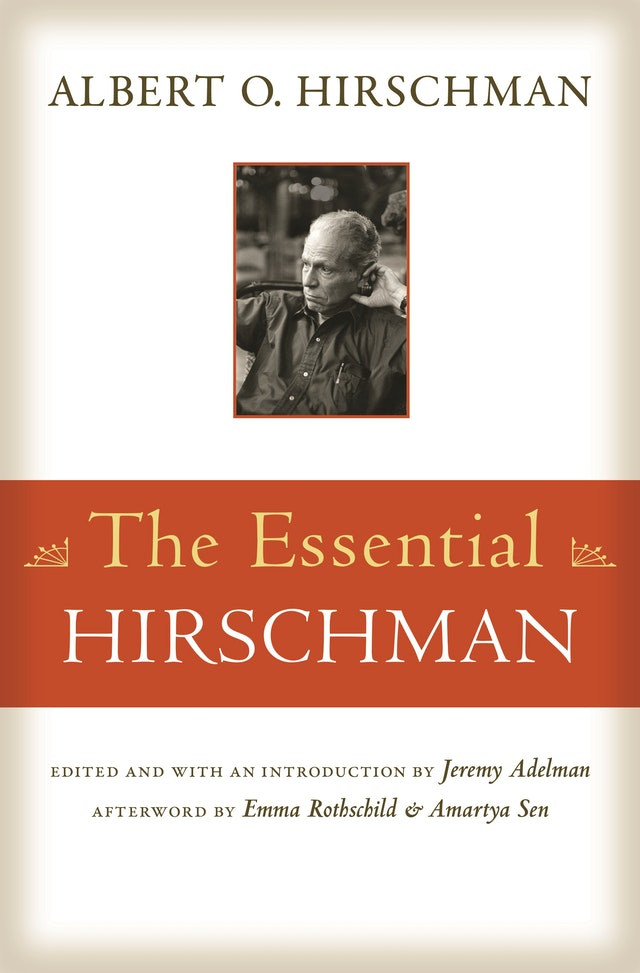 The Essential Hirschman