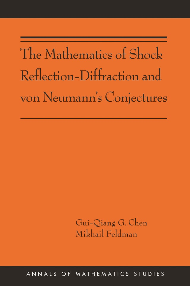 The Mathematics of Shock Reflection-Diffraction and von Neumann's Conjectures