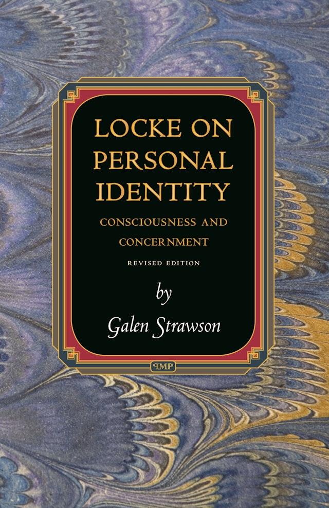 Locke on Personal Identity