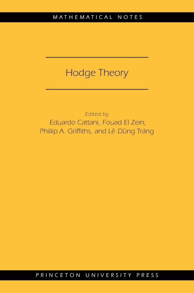 Hodge Theory (MN-49)