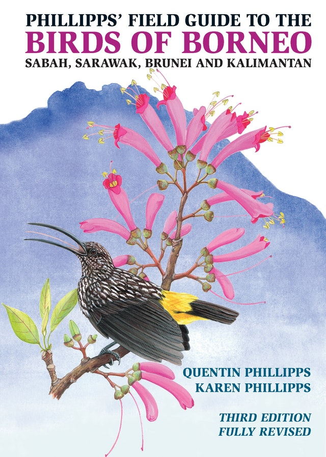 Phillipps' Field Guide to the Birds of Borneo