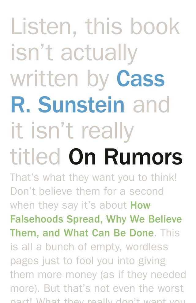 On Rumors