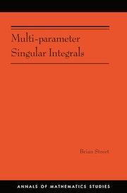 Multi-parameter Singular Integrals. (AM-189), Volume I