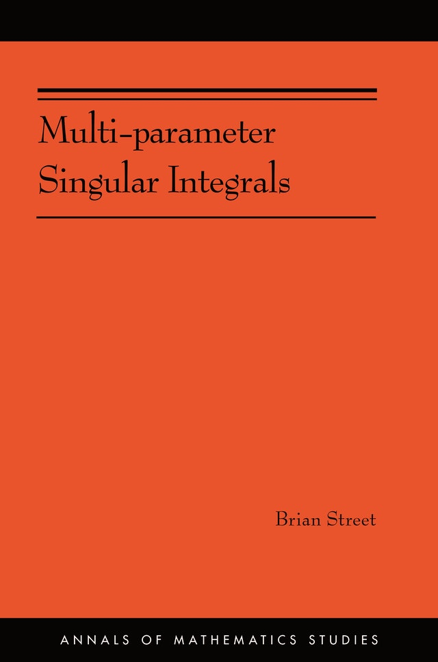 Multi-parameter Singular Integrals. (AM-189), Volume I