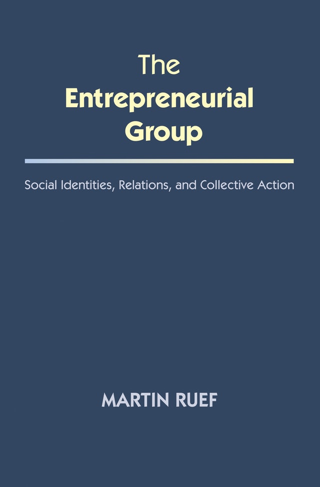 The Entrepreneurial Group
