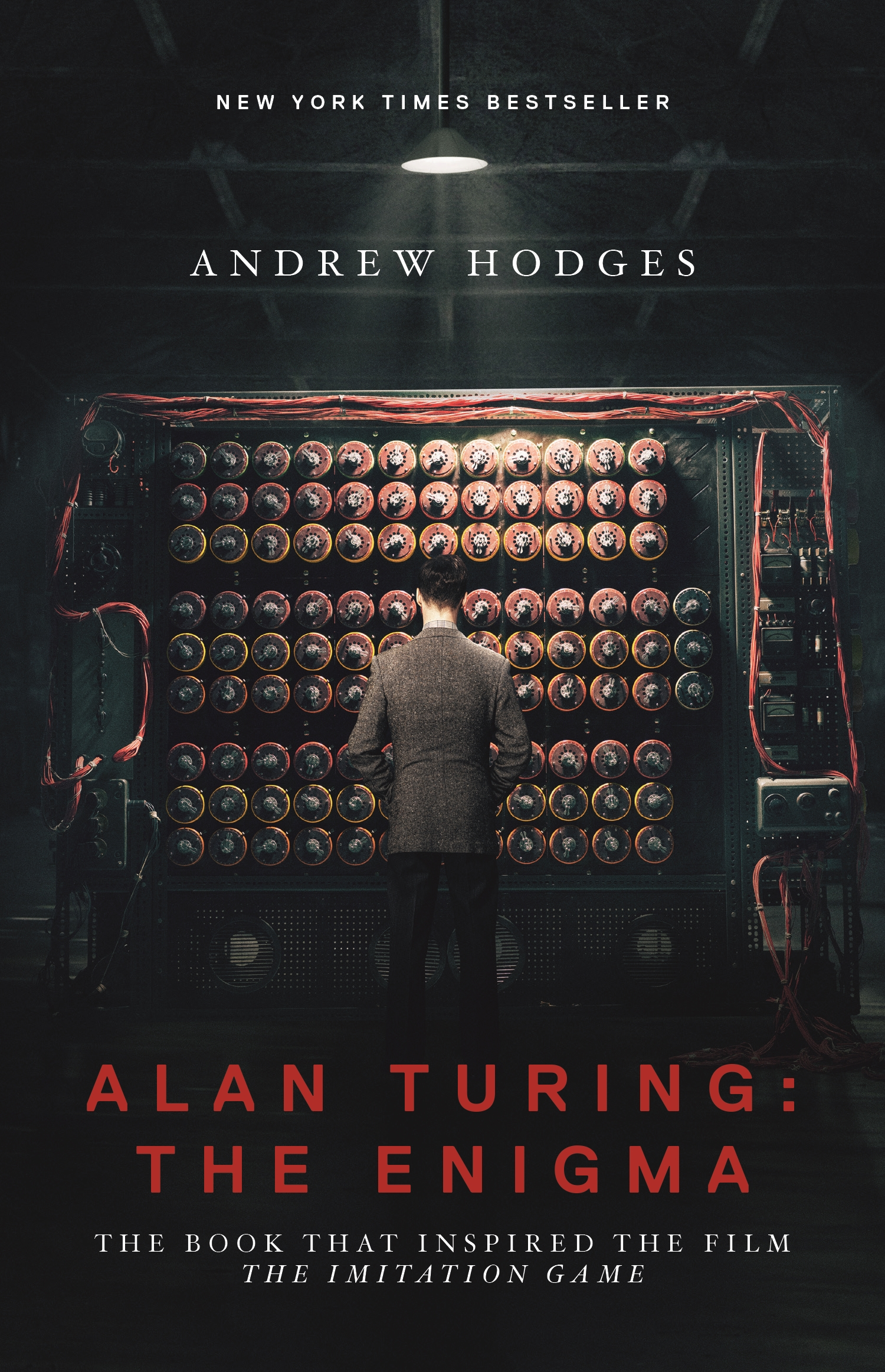 100 Photos of Alan Turing The Enigma Book