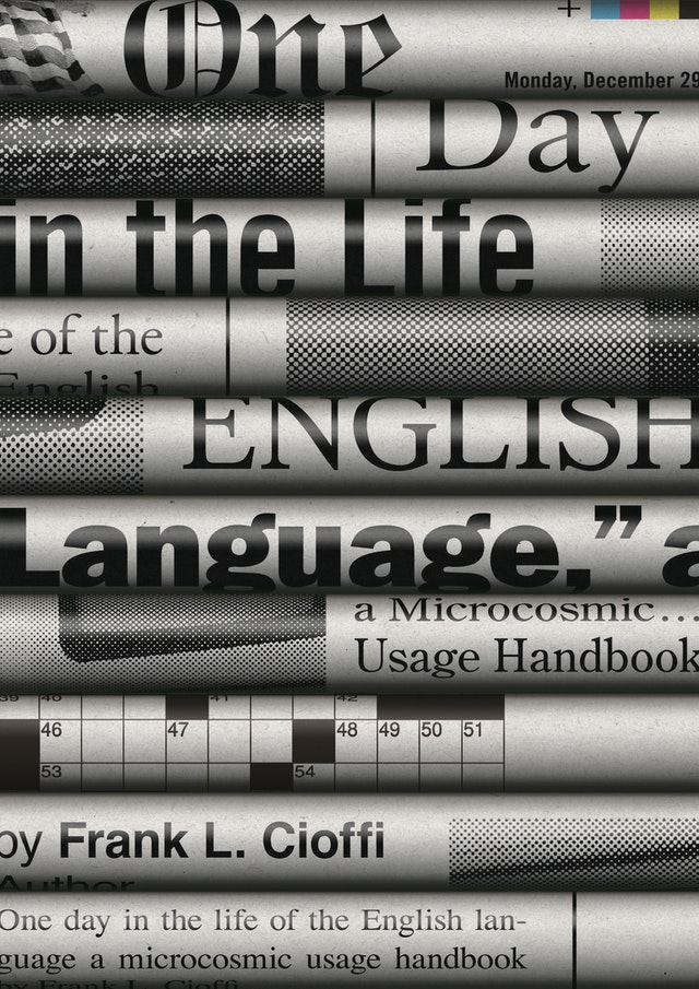 One Day in the Life of the English Language