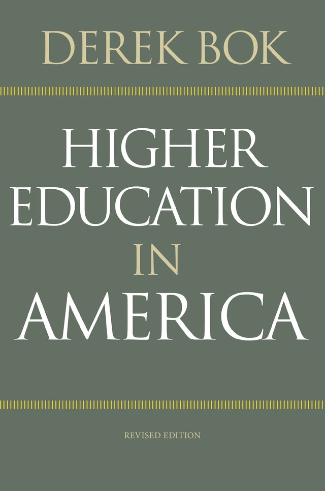 Higher Education in America