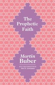 The Prophetic Faith