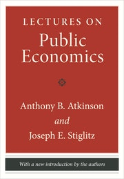 Lectures on Public Economics
