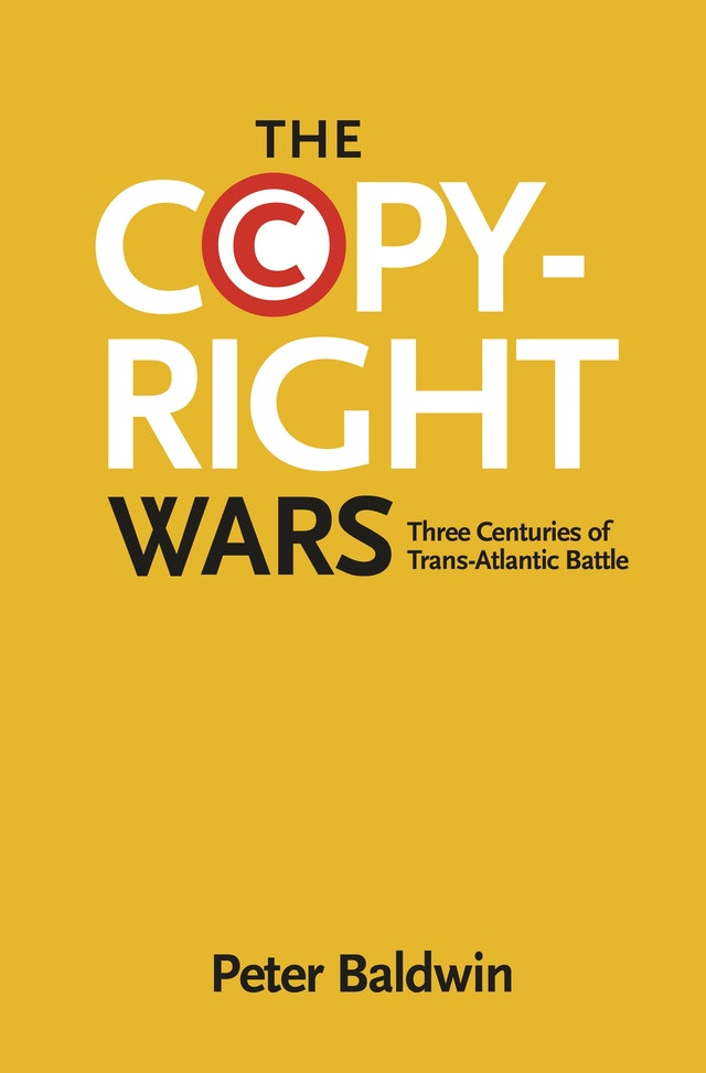 The Copyright Wars