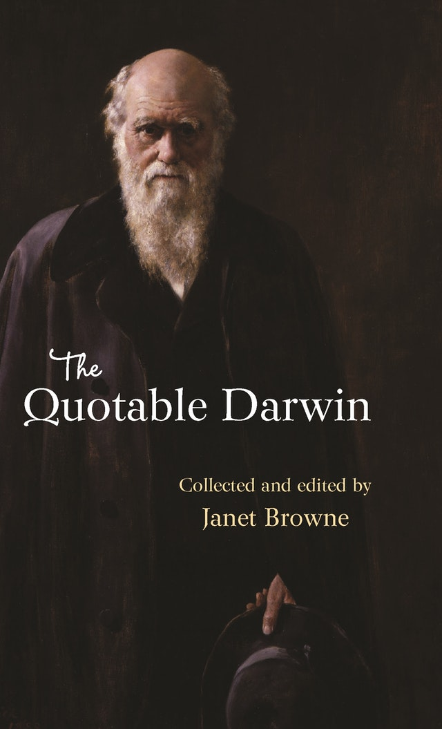 The Quotable Darwin