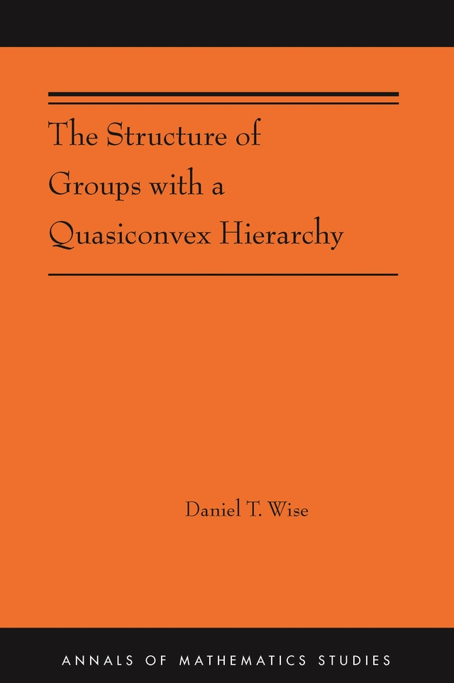 The Structure of Groups with a Quasiconvex Hierarchy