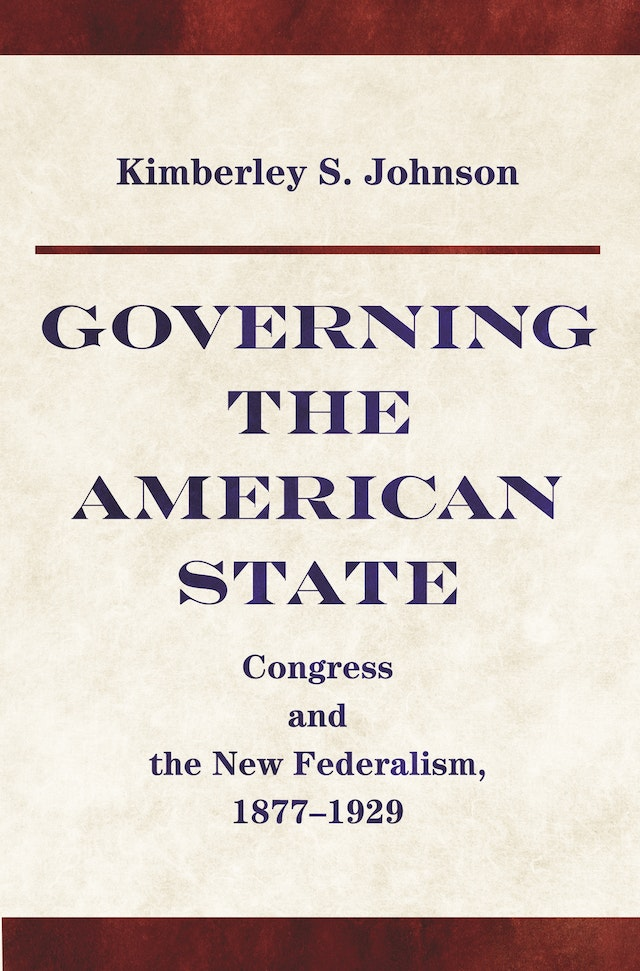 Governing the American State