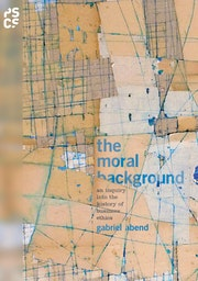 The Moral Background