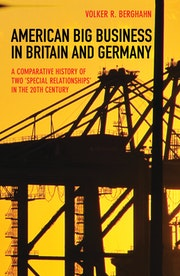 American Big Business in Britain and Germany