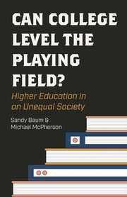 Can College Level the Playing Field?