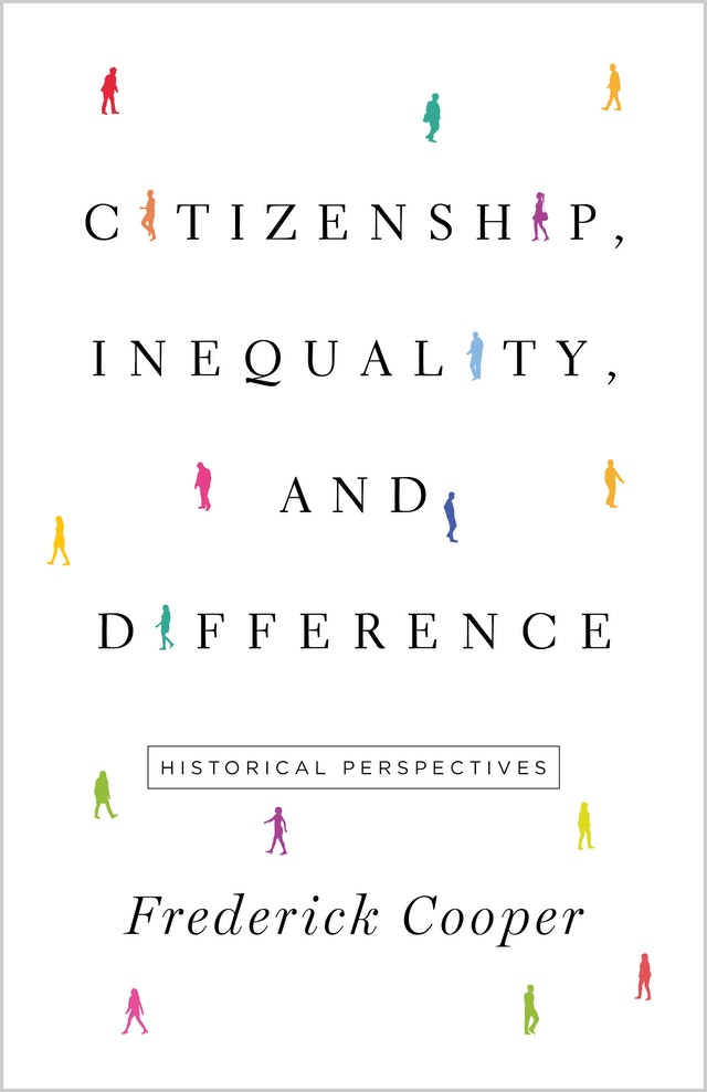 Citizenship, Inequality, and Difference