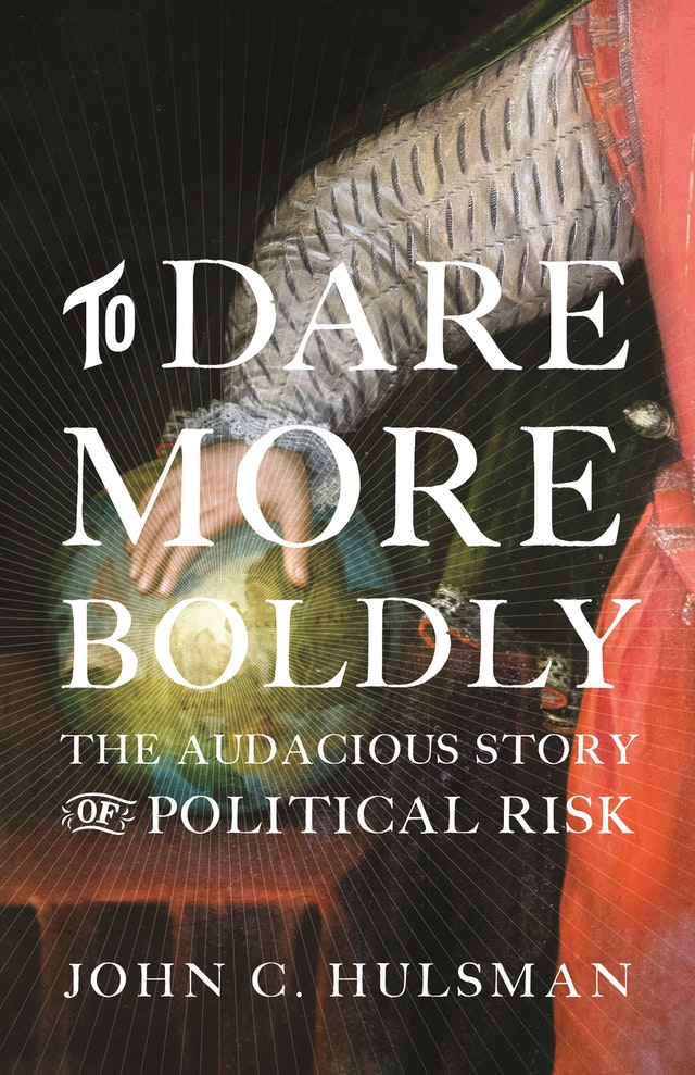 To Dare More Boldly