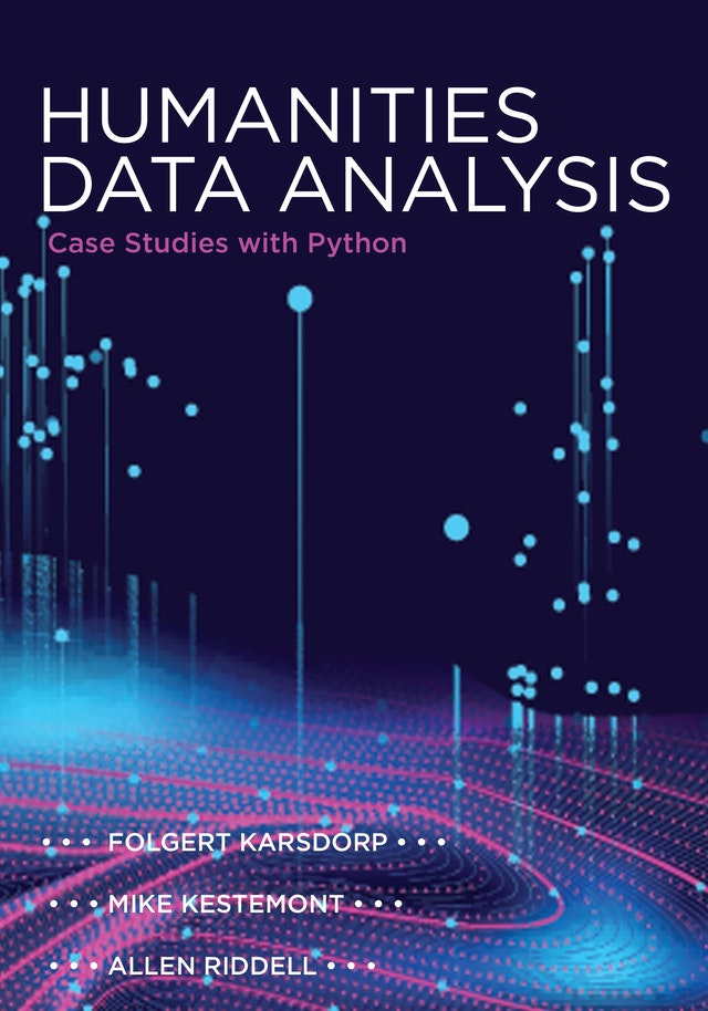 Humanities Data Analysis