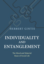Individuality and Entanglement