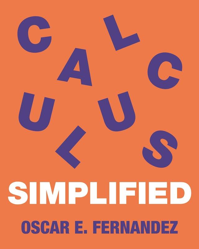 Calculus Simplified