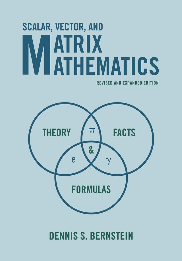 Scalar, Vector, and Matrix Mathematics