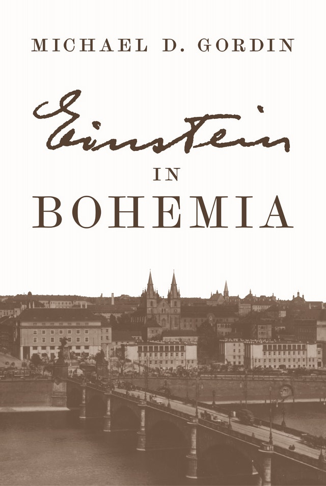Einstein in Bohemia