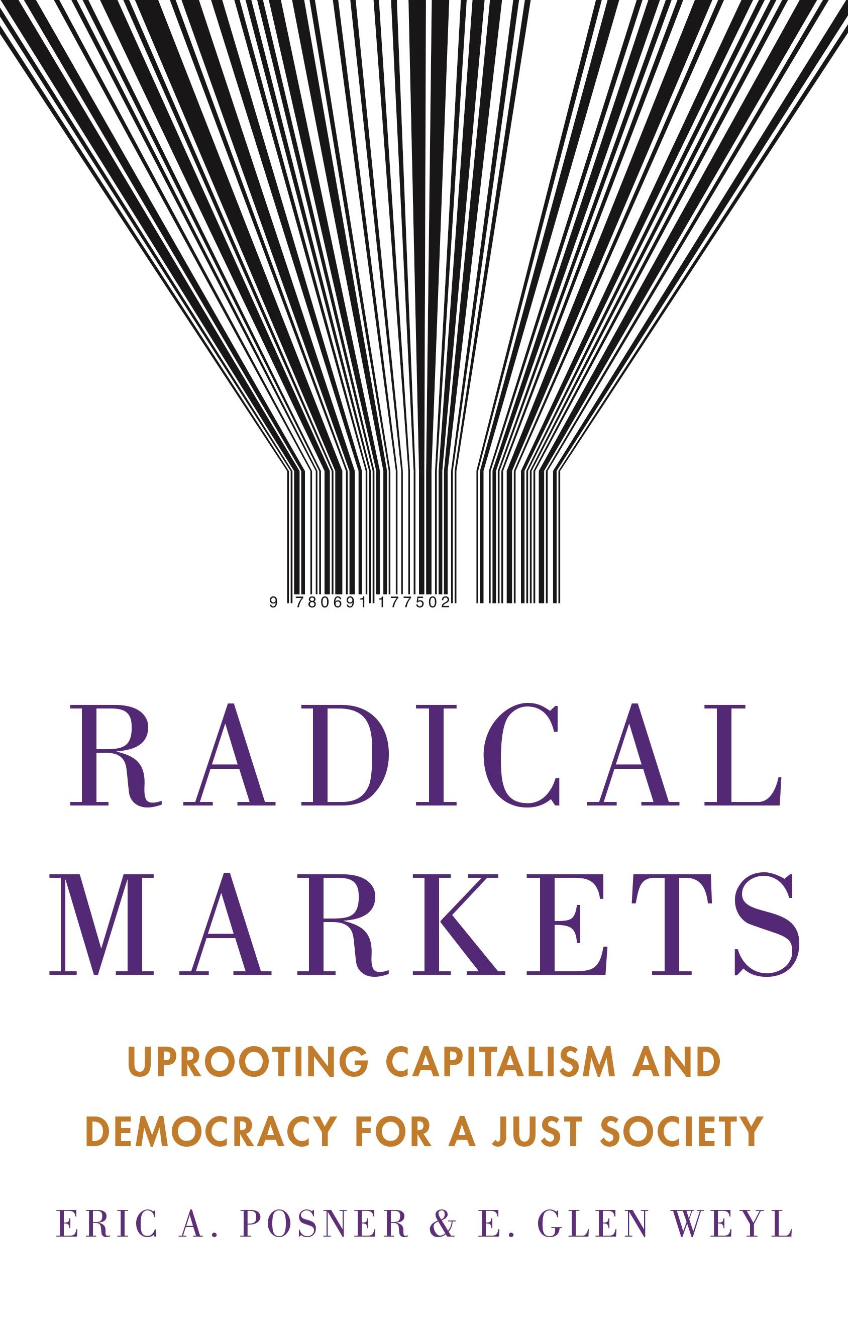 Image result for richard posner radical markets