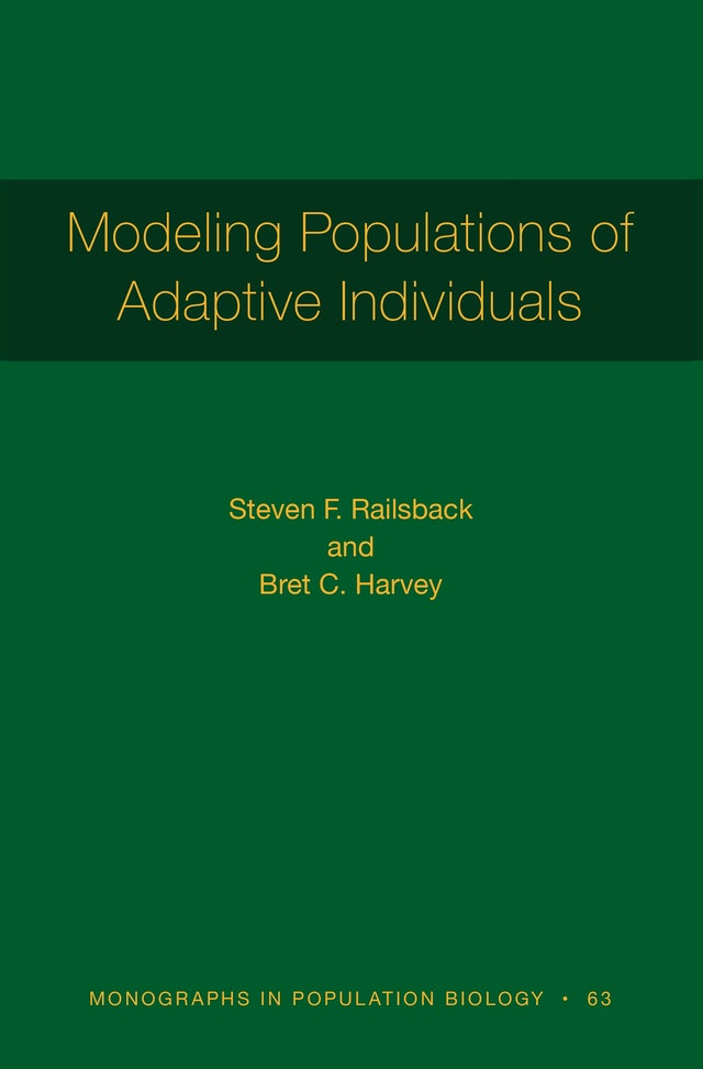 Modeling Populations of Adaptive Individuals