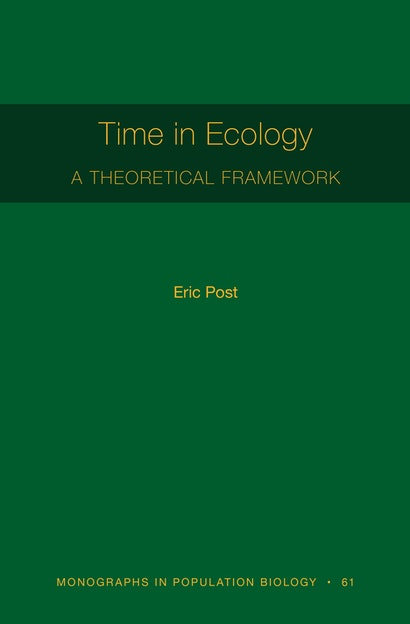 Time in Ecology