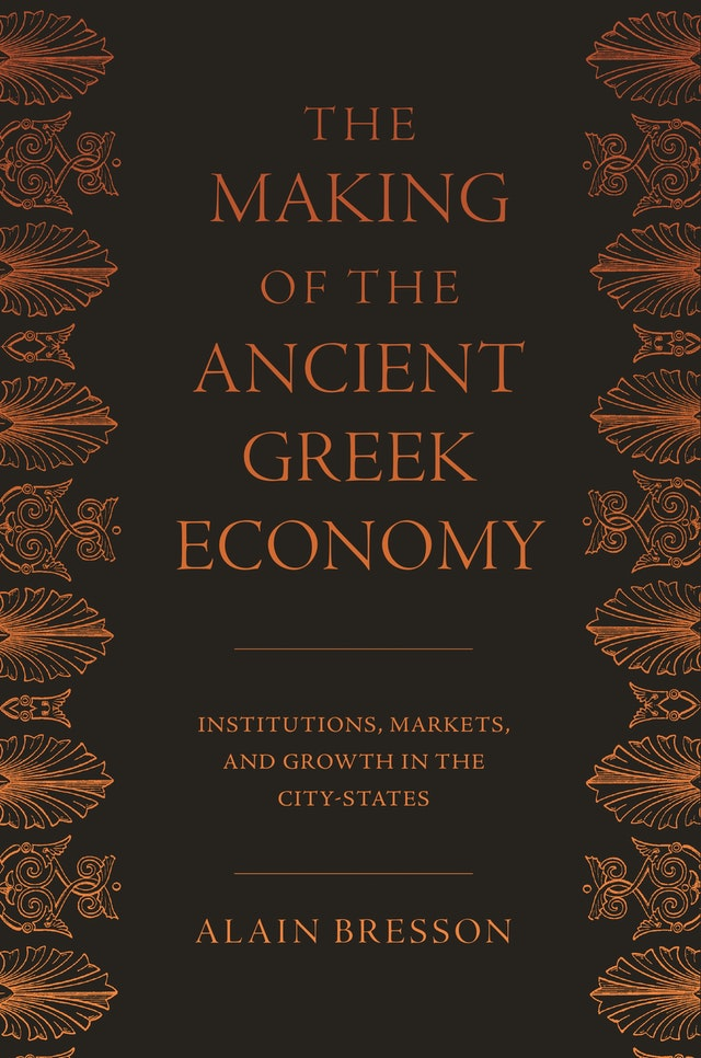 The Making of the Ancient Greek Economy