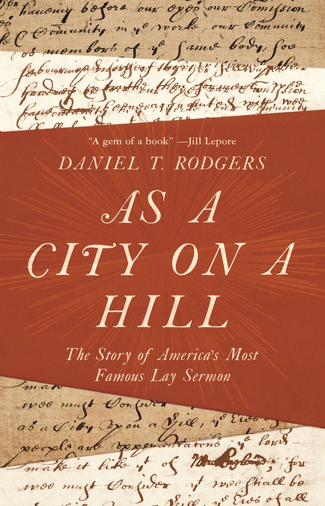 As a City on a Hill