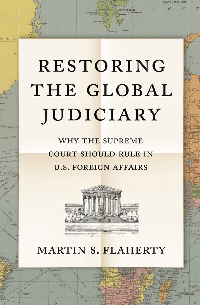 Restoring the Global Judiciary