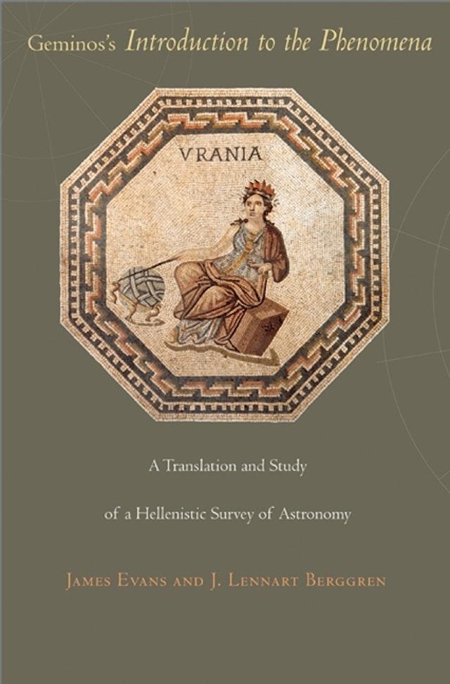 Geminos's <i>Introduction to the Phenomena</i>