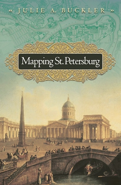 Mapping St. Petersburg