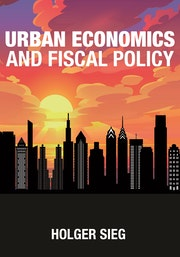 Urban Economics and Fiscal Policy