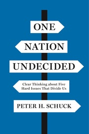 One Nation Undecided