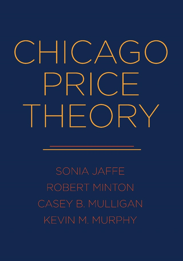 Chicago Price Theory