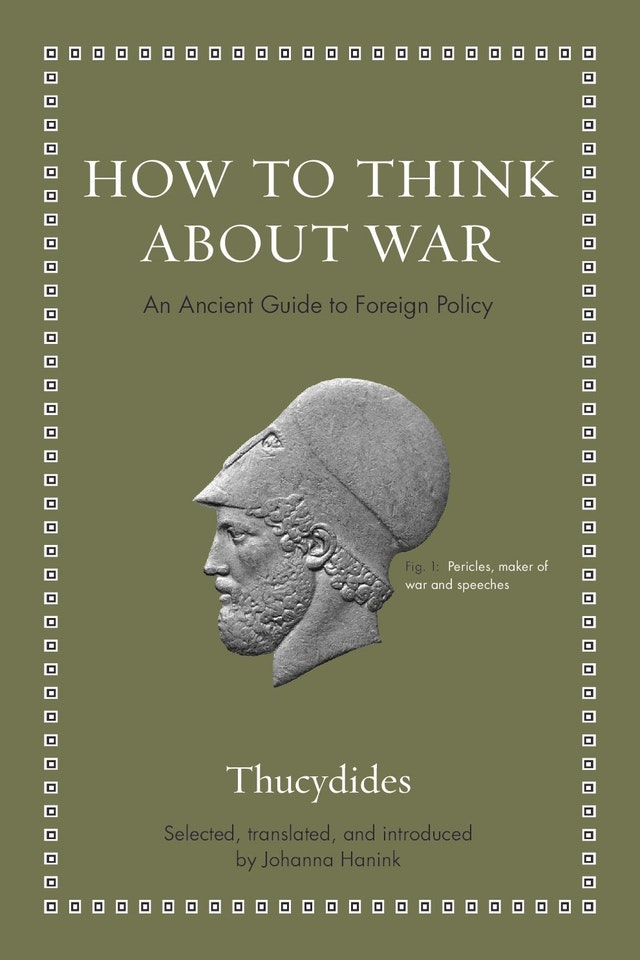 How to Think about War