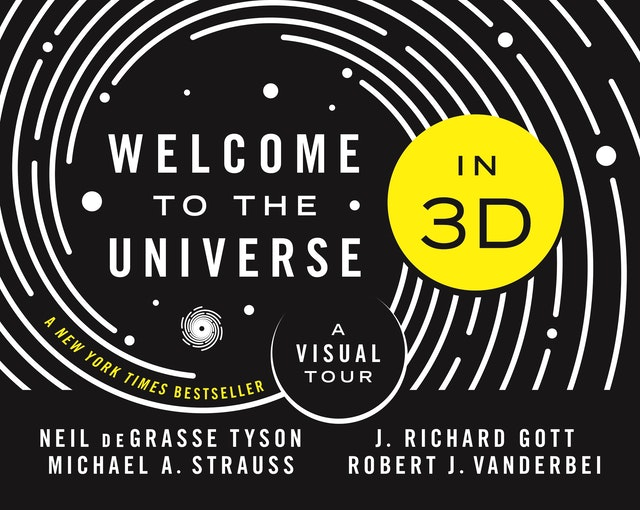 Welcome to the Universe in 3D