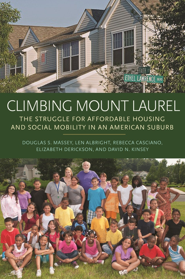 Climbing Mount Laurel