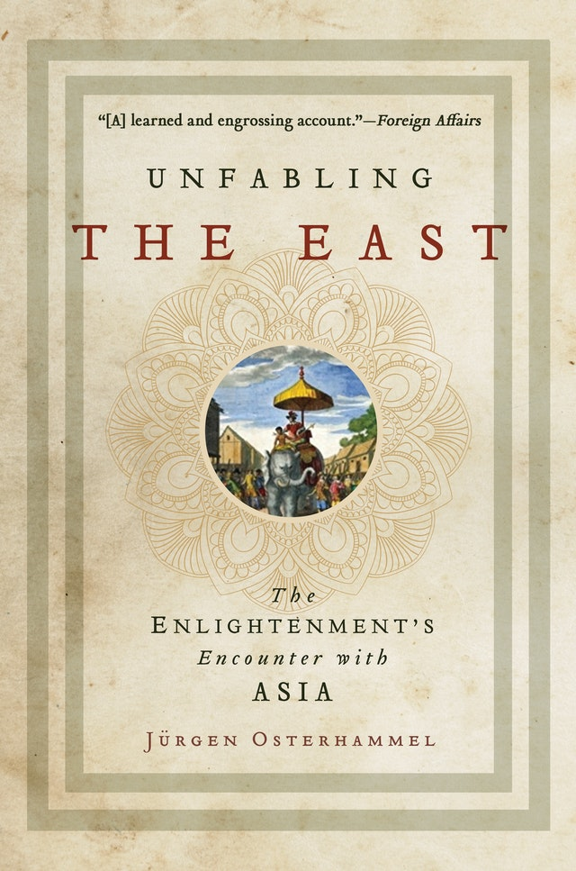 Unfabling the East