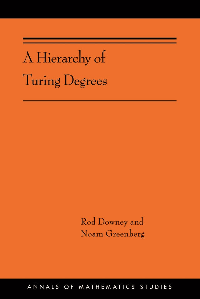 A Hierarchy of Turing Degrees