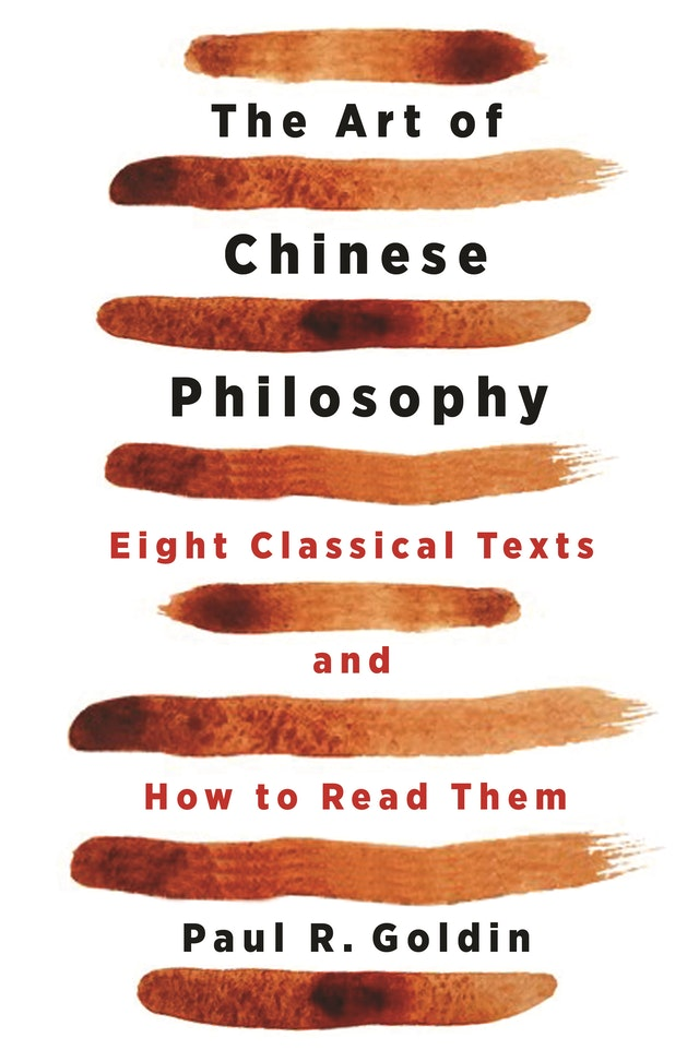 The Art of Chinese Philosophy