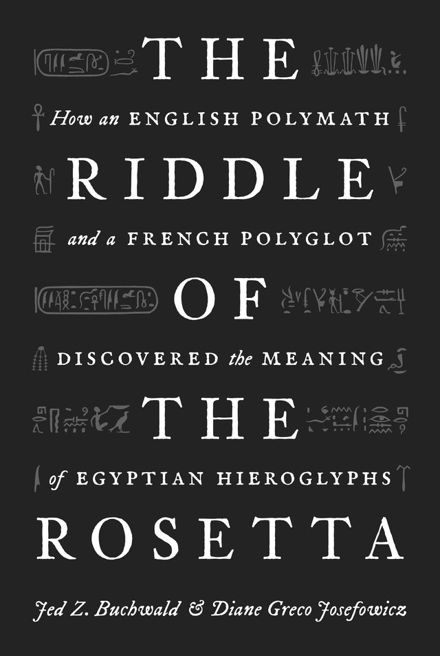 The Riddle of the Rosetta