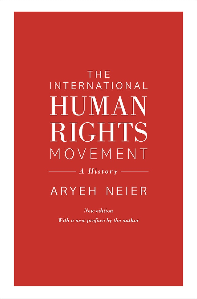 The International Human Rights Movement