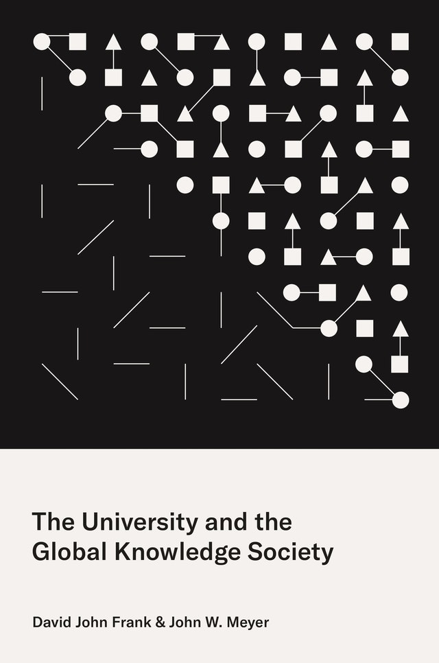 The University and the Global Knowledge Society