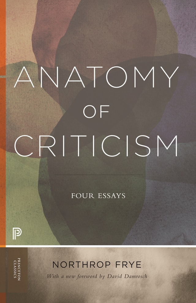 Anatomy of Criticism